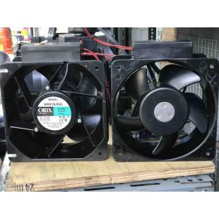 quạt hút tản nhiệt chịu nhiệt 18cm , 65w-220v, ORIX hàng nhật